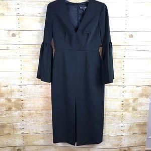 Jil Jil Stuart black dress - SZ 0